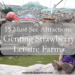 strawberry farm genting attractions