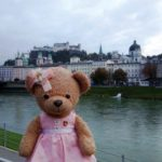 Travel Salzburg Austria With Nambi The Happy Bear