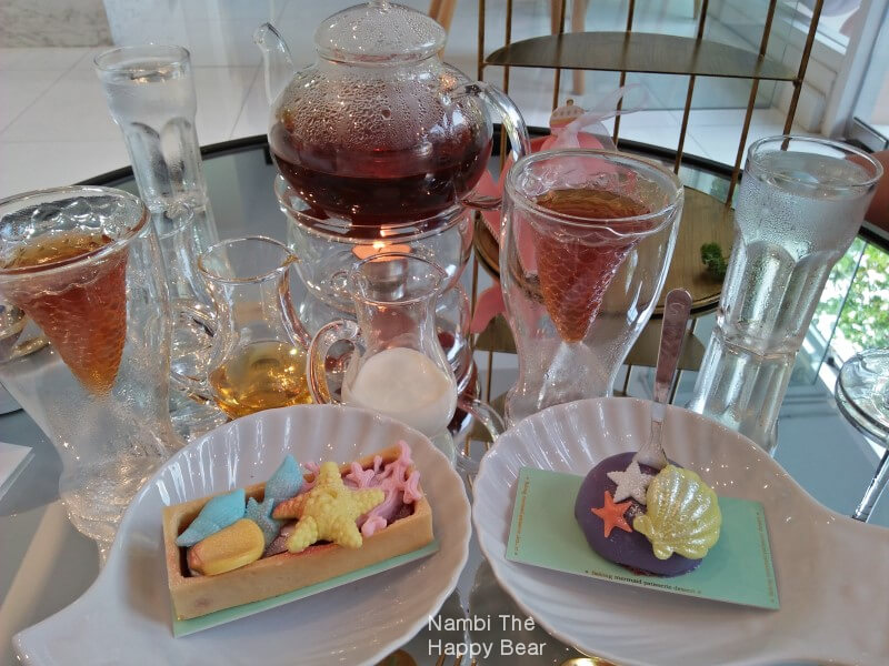 Baking Mermaid Cafe Bangkok Review Nambi The Happy Bear 14