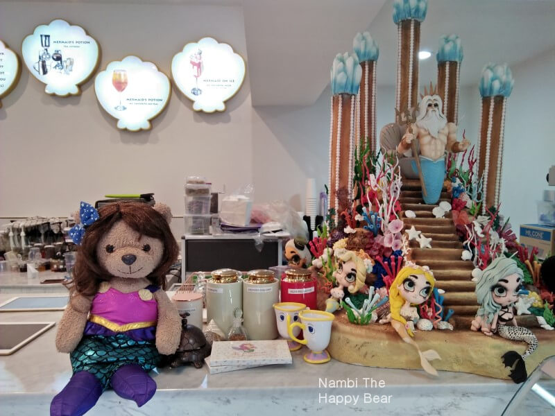 Baking Mermaid Cafe Bangkok Review Nambi The Happy Bear 16