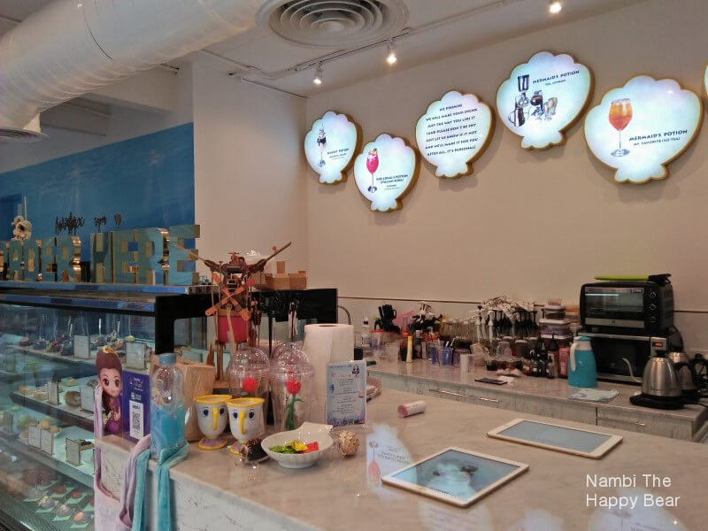 Baking Mermaid Cafe Bangkok Review Nambi The Happy Bear 4