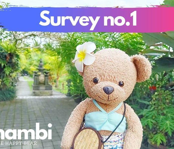 (Closed) The Global Teddybears & Plushies Survey 2019